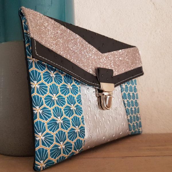 Pochette, trousse pour sac