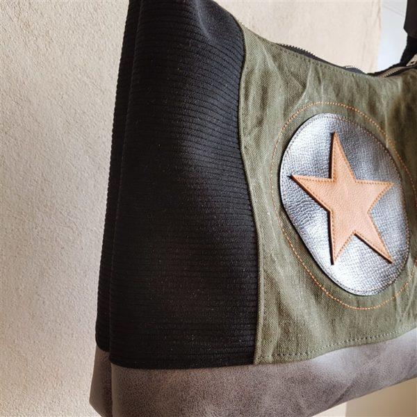sac bandoulière modèle Stone