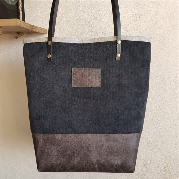 sac cabas modèle Onyx